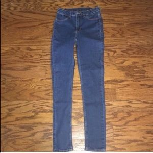 Women's H&M Divided Skinny Jeans